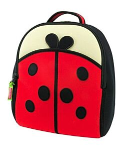 Dabbawalla: Backpack - Cute As A Ladybug - 15% OFF!!