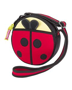 Dabbawalla: Crossbody Bag - Cute As A Ladybug - 15% OFF!!