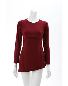 Ratuwear: Lana in Dark Red - S - 20% OFF!