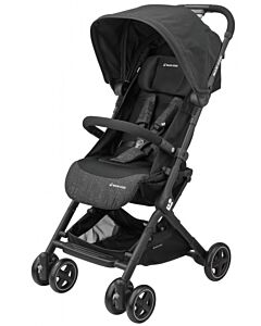 Maxi-Cosi Lara Stroller (Ultra Compact Stroller) [From 3-5 years / 0-15kg] - Nomad Black - 41% OFF!!