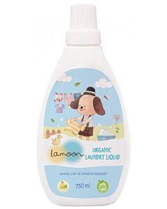 LAMOON: Organic Laundry Liquid 750ml - 20% OFF!!