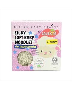 Little Baby Grains: Silky Soft Baby Noodles For Little Tummies (From 7+ Months) - 12% OFF!!