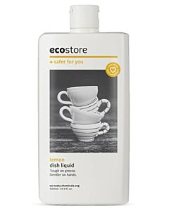 Ecostore Lemon Dish Liquid 500ml - 10% OFF!!