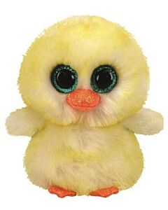 Ty Beanie Boos: Lemon Drop - Chick (Regular)