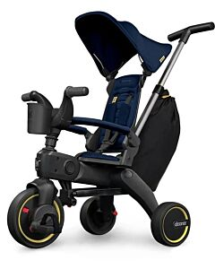Doona Liki S3 Trike [Royal Blue] | The World's Most Compact Folding Trike - Limited Edition