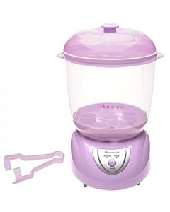 Autumnz: 2-in-1 Electric Steriliser & Dryer (Lilac) - 23% OFF!!