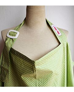 Lilie Pilie: Nursing Covers (Cool Polka)