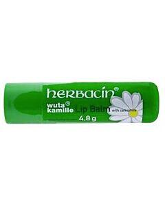 Herbacin: Kamille Lip Balm with Camomile (4.8g) - 5% OFF!!