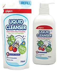 Pigeon: Liquid Cleanser - Value Pack (BEST BUY) - 21% OFF!