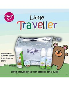 Elixir For Soraya: Little Traveller Set - 20% OFF!!