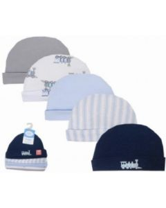 Luvable Friends: Caps Blue - 5pcs - 20% OFF!!