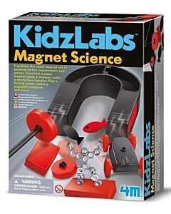 4M Kidz Labs | Magnet Science - 15% OFF!!