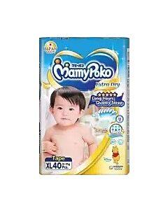 MamyPoko Extra Dry Skin Tape XL40 (12kg ~ 17kg)