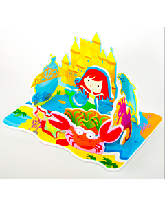 Meadow Kids: Mermaid Floating Activity Scene - 50% OFF