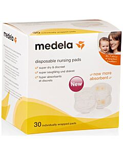 Medela: Disposable Nursing Pads (30pcs)