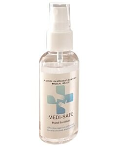 Medi-Safe Hand Sanitiser 50ml (Alcohol Based - Medical grade) - 26% OFF!!