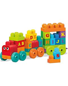 Mega Bloks: First Builder ABC Learning Train - 13% OFF!!