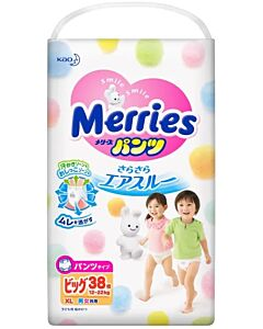 Merries Pants XL38 (12-22kg)