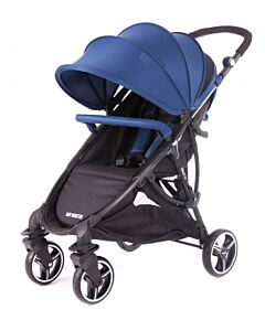 Baby Monsters | Compact 2.0 Stroller (Birth to 15kg) - Midnight - 25% OFF!!
