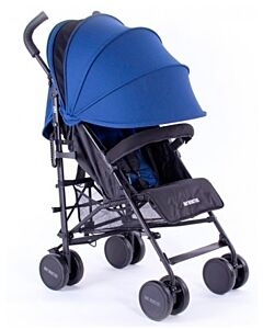 Baby Monsters | Fast Stroller (Birth to 15kg) - Midnight - 9% OFF!