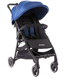 Baby Monsters | Kuki Stroller (Birth to 22kg) - Midnight - 36% OFF!!