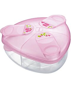 MAM Milk Powder Box (For 3 Portions) - Pink