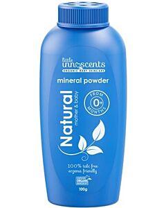 Little Innoscents: Organic Mineral Powder 100g - 10% OFF!!