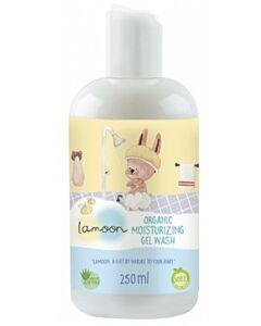 LAMOON: Organic Moisturizing Gel Wash 250ml - 26% OFF!!