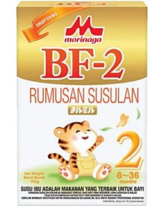 Morinaga BF-2 Infant Formula Milk Powder (6-36 months) 700g
