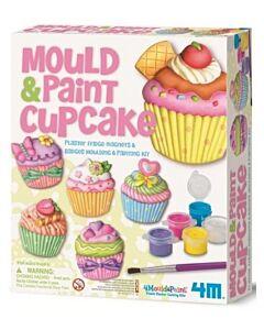 4M Mould & Paint Crafts | Cupcake - 15% OFF!!