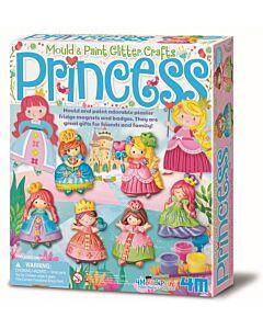 4M Mould & Paint Crafts | Princess - 15% OFF!!