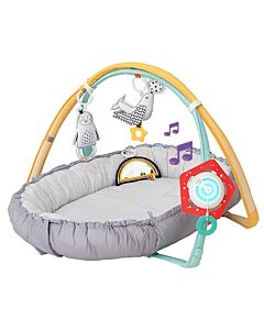 Taf Toys: Musical Newborn Cosy Gym (From 0+ Months) - RM110 OFF!! Pre-order - limited units arriving on April 24 (Book yours to secure it!)