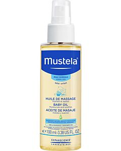 Mustela: Baby oil - 110ml - 30% OFF!!