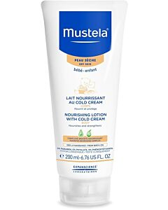 Mustela: Nourishing Body Lotion with Cold Cream - 15% OFF!!