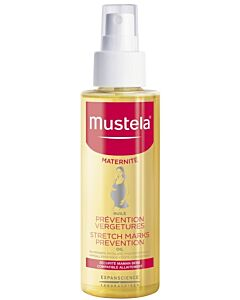Mustela Maternite Stretch Marks Prevention Oil (105ml) - 20% OFF!!