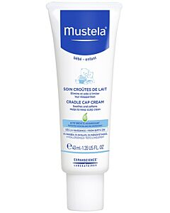 Mustela Cradle Cap Cream 40ml - 15% OFF!!