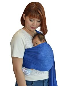 SUKKIRi: Mesh Ring Sling - Navy - 22% OFF!!
