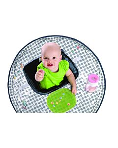 Neat Solutions: Neatnik Saucer High Chair Cover and Placemat
