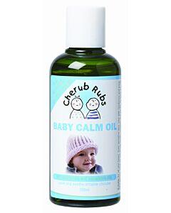Cherub Rubs Organic Baby Calming Oil 100ml - 18% OFF!!
