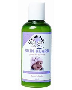 Cherub Rubs Organic Skin Guard (Shoo Mozzies Away) - 19% OFF!!
