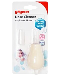 Pigeon: Nose Cleaner Suction Syringe