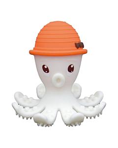 Mombella: Doo-Octopus Teether Toy - Orange - 55% OFF!!