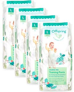 Offspring Fashion Pants (Chlorine Free) L36 - Marine *4 Pack Bundle*