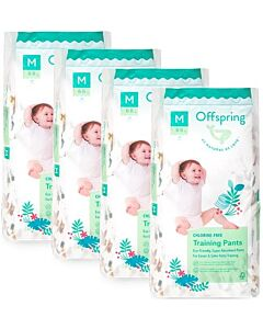 Offspring Fashion Pants (Chlorine Free) M42 - Swimmer *4 Pack Bundle*