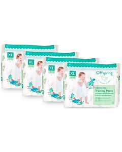 Offspring Fashion Pants (Chlorine Free) XL30 - Bunny *4 Pack Bundle*