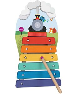 Oribel Vertiplay Wall Toys | Musical Rail Track - Xylophone - 10% OFF!