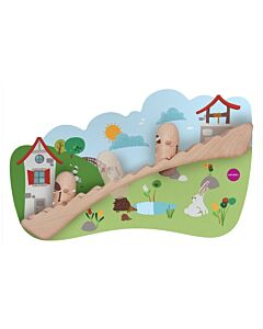 Oribel VertiPlay Wall Toys | Jack & Jill - 10% OFF!!