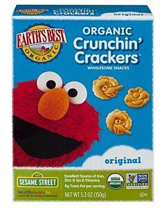 Earth's Best: Organic Crunchin' Crackers - Original - 17% OFF!!