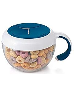 OXO TOT: Flippy™ Snack Cup with Travel Cover - Navy - 25% OFF!
