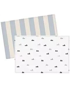 Parklon: PVC Pure Soft Mat (Double Sided) - BLANCO + MODERN LINE (M) - 22% OFF!!